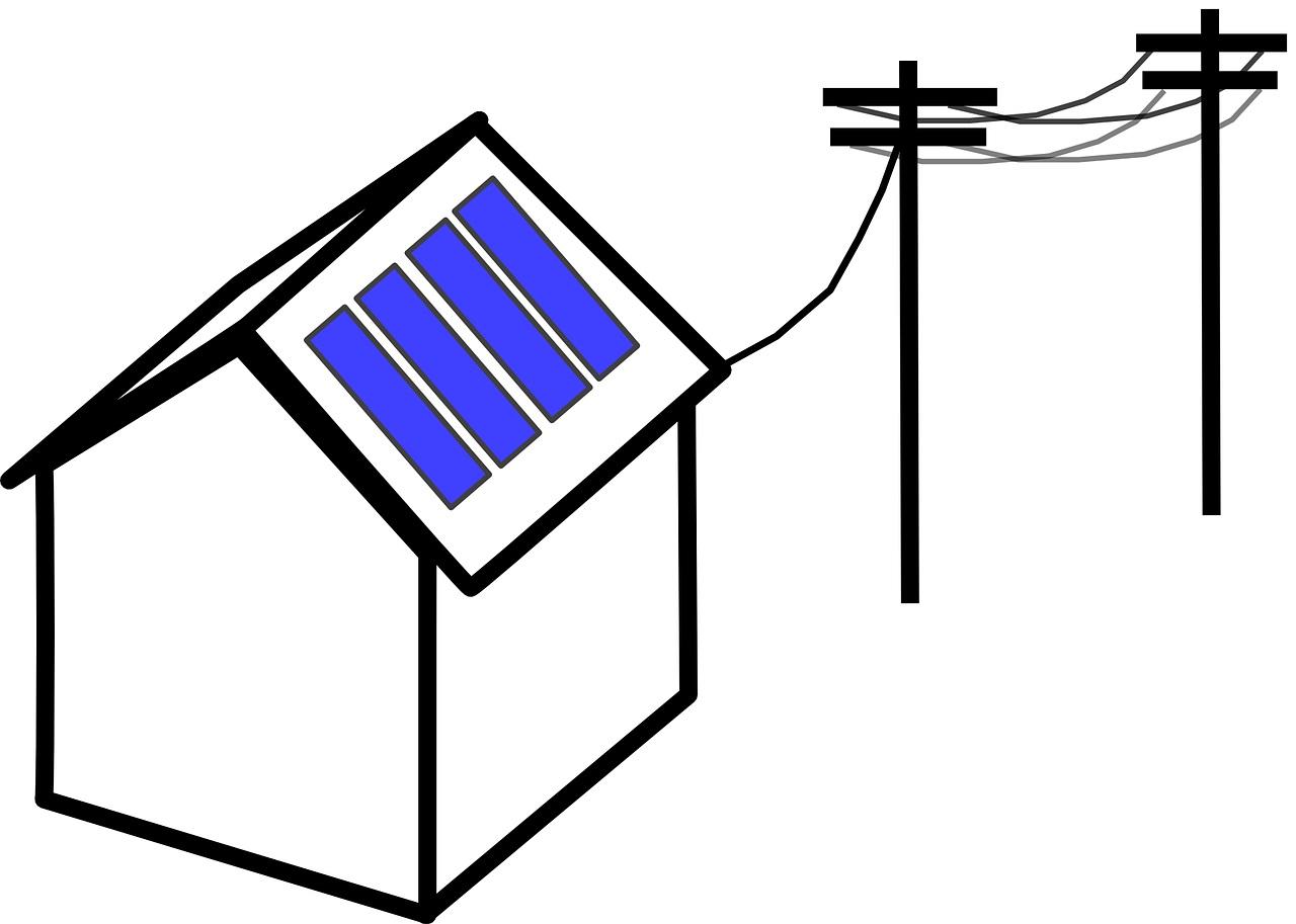 Elektrizovaný domek