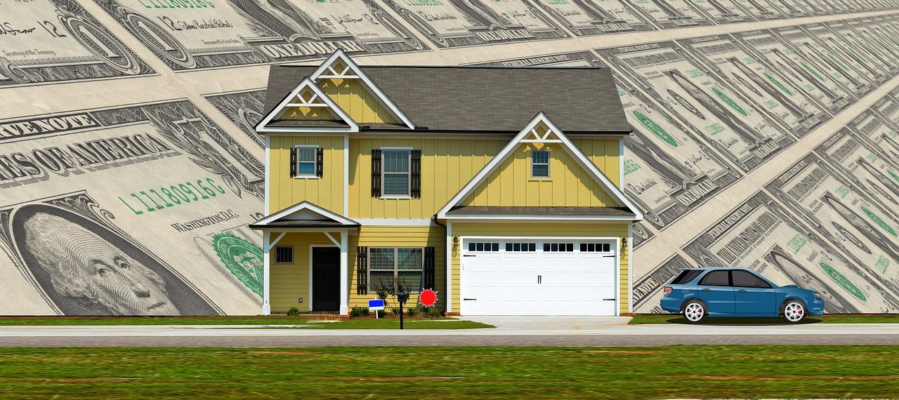 Financování domova