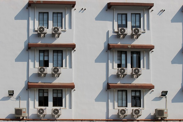 klimatizace hotelu