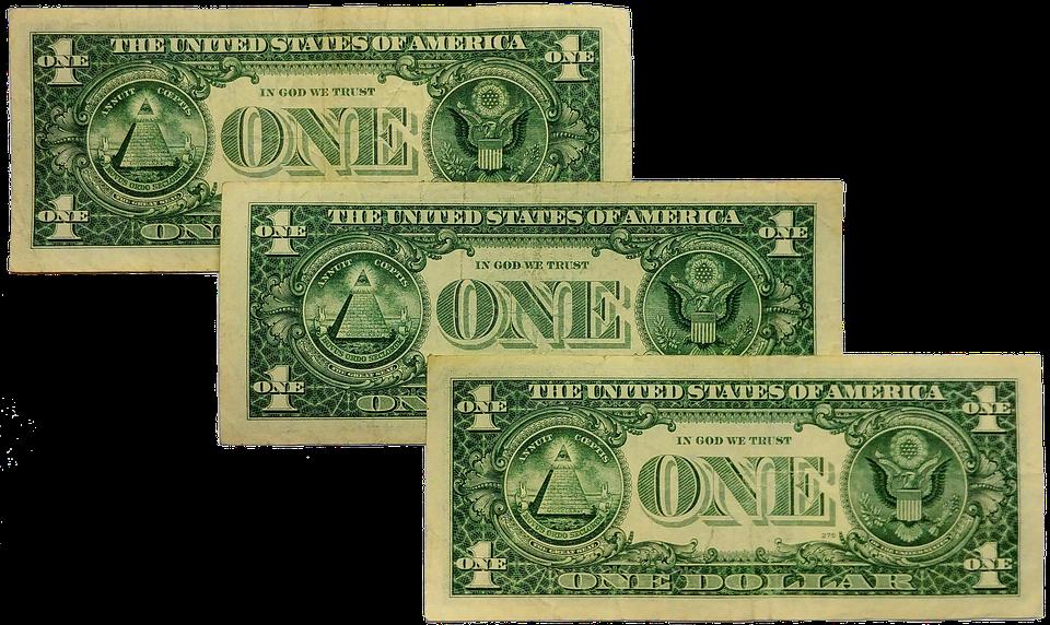 tři dolarovky